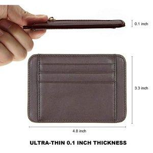 Accessories - NEW!! RFID Blocking Minimalist Wallet - Gift boxed
